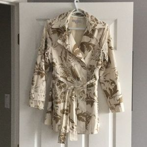 CAbi Trench Coat, Great Spring Coat!